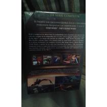 Serie Completa De The Clone Wars(guerras Clonicas)en Dvd