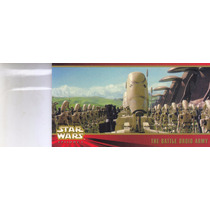 Stars Wars Topps Widevision Episode 1 Battle Droid Army #69