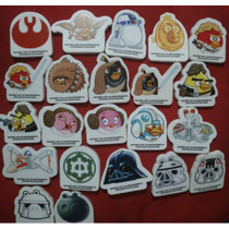Star Wars Angry Birds 22 Gomas De Borrar