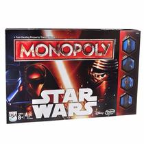 Monopoly De Star Wars Edition Juego De Mesa Edicion Especial