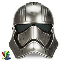 Casco Mascara Captain Phasma Star Wars Original Disney Store