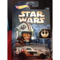 Hot Wheels Star Wars Luke Skywalker