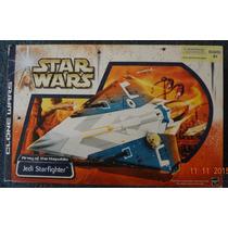 Army Of The Republic Jedi Starfighter Star Wars Clone Wars