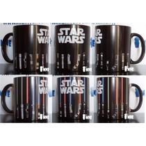 Taza Mágica 3d Star Wars
