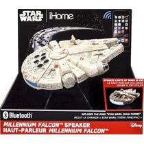 Star Wars Halcon Milenario Bocina Bluetooth Speaker Falcon