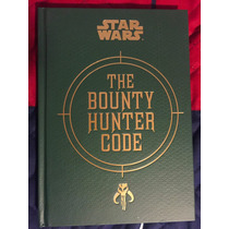 Libro De Star Wars Bounty Hunter Code