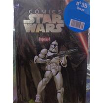 Imperio 4 Star Wars Vol.35 Planeta De Agostini