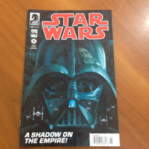 Comic Star Wars. # 14. A Shadow On The Empire!