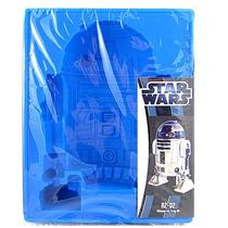 Star Wars R2-d2, Molde De Silicón Para Postres, Se Creativo!