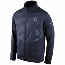 Chamarra Travel Jacket Dallas Cowboys Vaqueros Nike 2015 Nfl