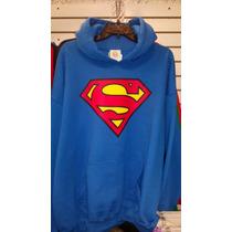 Sudadera Superman Dc Comics Original