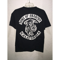 Playera Mod: Sons Of Anarchy