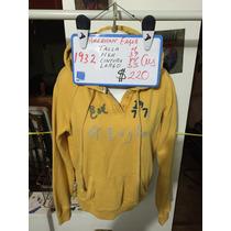 Sudadera American Eagle Amarilla Talla M Seminueva 1932
