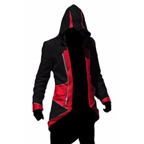 Para Niño Chamarras Hoodie Tipo Assassins Creed