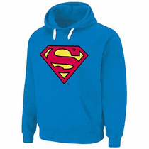 Sudadera Super Heroes Super Man Comics Zona Fan