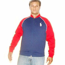Chamarra Sudadera Polo Ralph Lauren Big Pony 100% Original