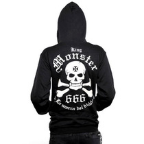 Sudadera Marca King Monster Mod: Logo