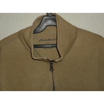 Sweater Tipo Sudadera Eddie Bauer Fashion Con Cierre T L