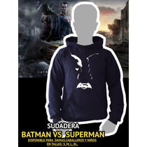 Sudadera Batman Vs Superman
