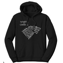 Game Of Thrones, Winter Is Coming Sudadera Hoodie
