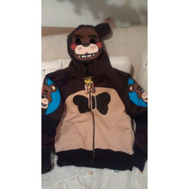 Sudadera Golden Freddy Peluche Anime