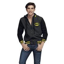 Sudadera Ligera Con Gorro Batman Dc Comics Superman Guasón