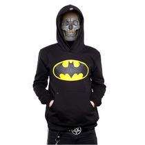 Sudadera Marca Dc Comics Mod: Batman Logo