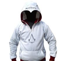 Increible Sudaderas De Assassins Creed Version Limitada !!!