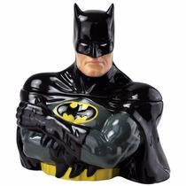 Batman Dc Comics Galletero De Cerámica