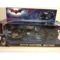 Batpod Movie Masters Batman Dc Moto The Dark Knight