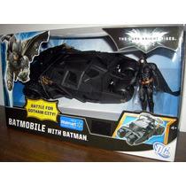 Batman The Dark Knight Rises Batmobile With Batman