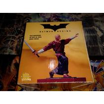Dc Direct Batman Begins Ken Watanabe Mini Estatua