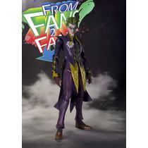 .: Preventa:. Joker Injustice Figuarts Bandai Guason Tamashi