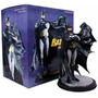 Batman The Dark Crusader Mini Statua De 17 Cm.. Envio Gratis