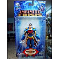 Dc Direct Superboy,infinite Crisis,nuevo Sellado,16 Cm,
