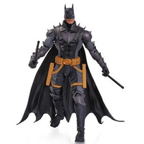 Figura Earth 2 Batman Armored Legends Of The Dark Knight Vv4