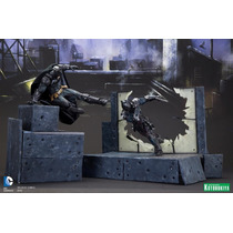 Batman & Arkham Knight Diorama 1/10 Kotobukiya Artfx+ Msi