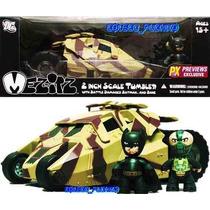 Batman Batmobile Mez-itz Batman Tumbler Batimovil Mez Itz