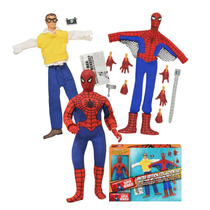 Marvel Retro Limited Edition Collector Set Spiderman