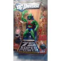 Dc Universe -serie Validus-martian Manhunter-con Pieza Baf!
