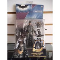 Sonar Blast Batman The Dark Knight Mattel