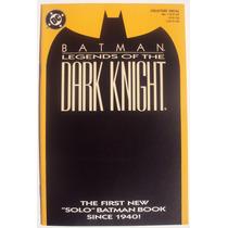 Legends Of The Dark Knight 1 (dc 1989) Variante Naranja.