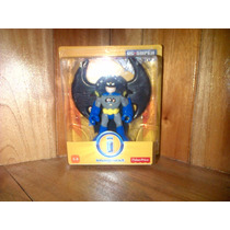 Batman Imaginext Fisher Price Dc Super Friends 4.5 Pulgadas