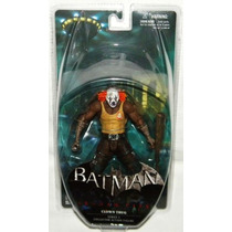 Figura Clown Thug Del Videojuego Batman Arkham City Serie 3