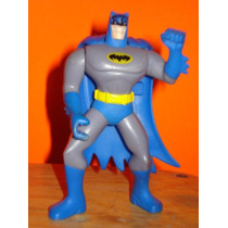 Figura Batman Clasico Dc Muñeco Pelicula Justicia Superman