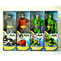 Coleccion Super Heroes Mattel 30cm