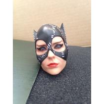 Catwoman Gatubela Cabeza Kumik Escala 1/6 Batman Returns