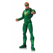 Muñeco Dc Collectibles Dc Comics The New 52: Earth 2 Green