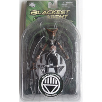Dc Blackest Night Black Lantern Hackgirl