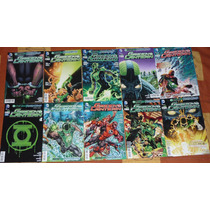 Dc Comics Green Lantern Rise Of The Third Army Completa